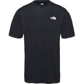 The North Face Flex II Hardloopshirt korte mouwen Heren zwart